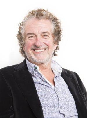 Brian Scowcroft chairman at Kingmoor Park