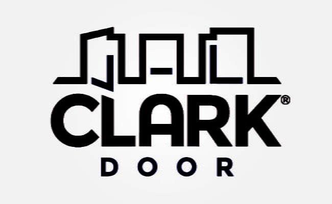 Clark Door company logo