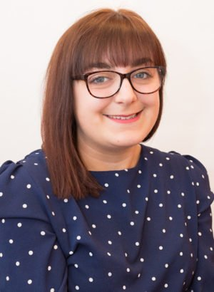 Emily Robson sales & marketing coordinator at Kingmoor Park