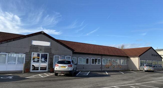 Office 101 Kingstown Industrial Estate in Carlisle