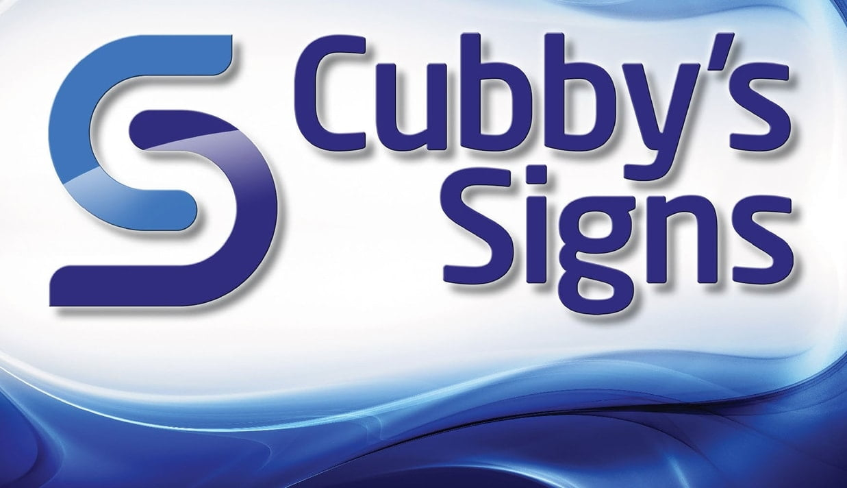 Cubby's Signs Logo